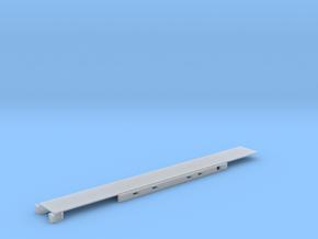 N Scale Rocky Mountaineer B Series Floor in Smooth Fine Detail Plastic