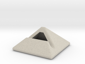 iPad Stand in Natural Sandstone