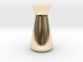 Designer Vase (Mini) in 14K Yellow Gold