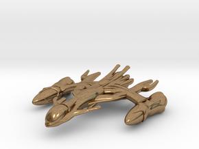 Sylvan Raider Sentinel in Natural Brass