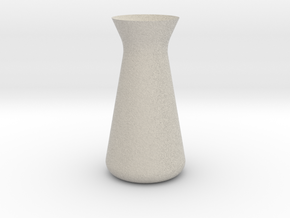 Designer Vase (Mini) in Natural Sandstone