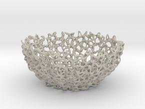 Mini Coral bowl in Natural Sandstone