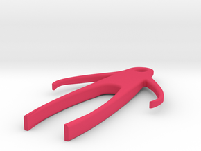 Bendybit in Pink Strong & Flexible Polished