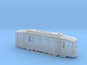 Tram Gotha T2 Spur N (1:160) in Smooth Fine Detail Plastic