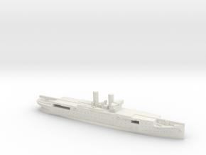 RN Giuseppe Miraglia 1/1800 scale in White Natural Versatile Plastic