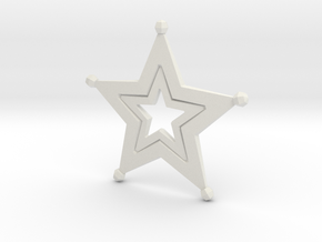 launchstar in White Natural Versatile Plastic