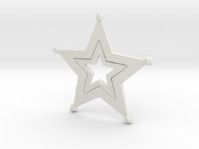 launchstar in White Natural Versatile Plastic