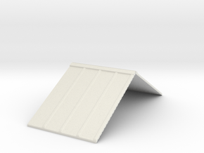 R1 34 Roof in White Strong & Flexible