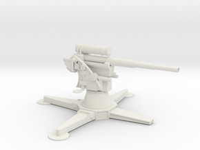 8.8 cm Flak 18/36/37/41 in White Natural Versatile Plastic