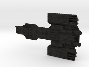 Deep Space Carrier in Black Acrylic