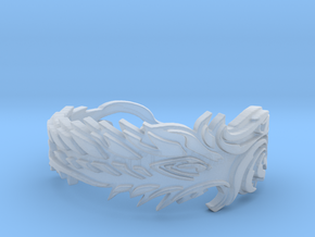 Covenants Crest Ring Size 10 in Smooth Fine Detail Plastic