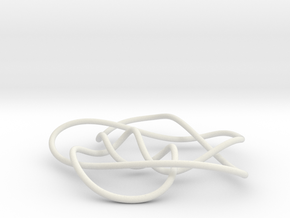 knot 8-5 100mm in White Strong & Flexible