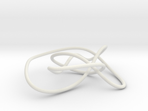 knot 8-20 100mm in White Natural Versatile Plastic
