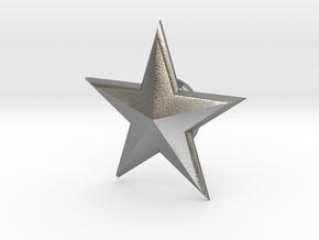 SSMM-STAR-BASICloft 1.25 in Natural Silver
