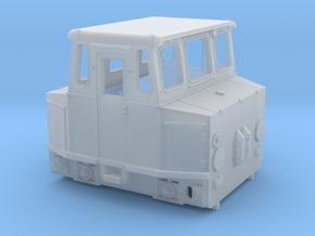 Akkuschlepper Spur N (1:160) in Smooth Fine Detail Plastic