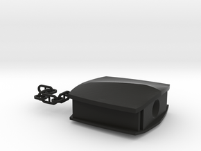 Mini Blackwing projector with chain in Black Natural Versatile Plastic