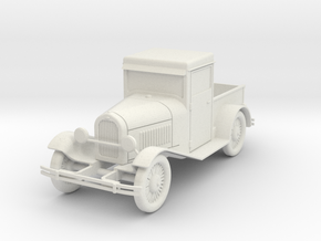 PV05 Model A Pickup (28mm) in White Natural Versatile Plastic