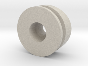 Covertec Wheel in Natural Sandstone