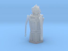 R04 Sentry Robot in Smooth Fine Detail Plastic