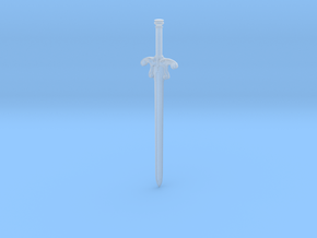 Movie Sword of Glory in Smooth Fine Detail Plastic