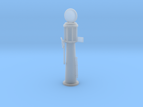 PT01A 1920s Gas Pump (28mm) in Smooth Fine Detail Plastic