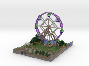 ferrieswheel in Full Color Sandstone