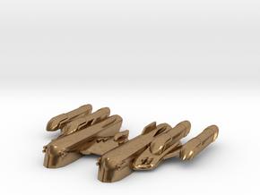 Centauroi Cruiser Kataphractor in Natural Brass