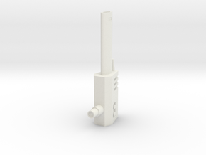 Sunlink - Generic G-Rifle v2 in White Natural Versatile Plastic