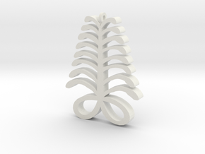 AYA in White Natural Versatile Plastic