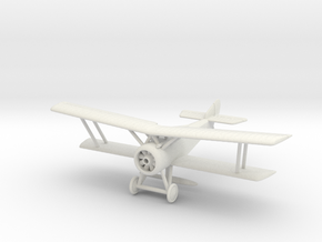 1/144 Hanriot HD.1 in White Strong & Flexible