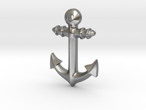Anchor Classic in Natural Silver