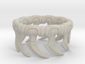 Zerg Ring in Natural Sandstone