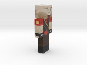 6cm | TheNinjaFish in Full Color Sandstone