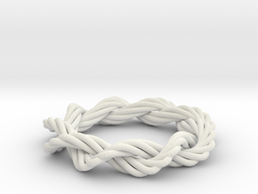 bracelet in White Strong & Flexible