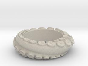 Octo Ring S10.5 in Natural Sandstone