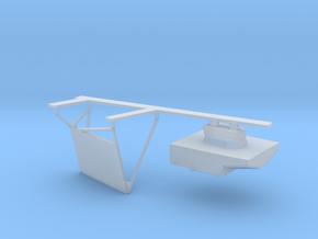 08-Landing Radar in Smooth Fine Detail Plastic