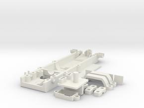 Camaro Street Tilo in White Natural Versatile Plastic