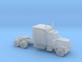 Peterbilt 379 Sleeper - 1:144 scale in Smooth Fine Detail Plastic