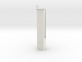 Tiberius 8.1/9.1 Extender V1.11 in White Natural Versatile Plastic