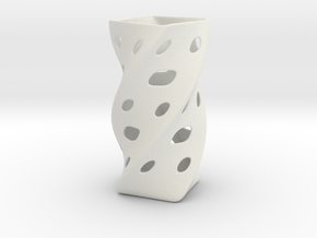 Vaso du mare in White Natural Versatile Plastic
