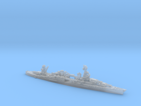 1/1800 US CA30 Houston[1942] in Smooth Fine Detail Plastic