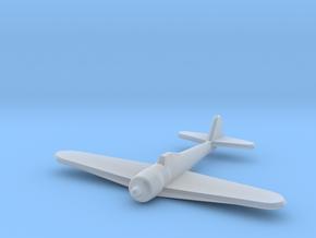 Ki-43 Oscar (Single) 1:700  in Smooth Fine Detail Plastic