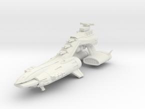 Musai Mjolnir Mk 2 in White Strong & Flexible