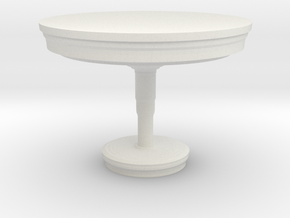 model table free to download resize to size desire in White Natural Versatile Plastic