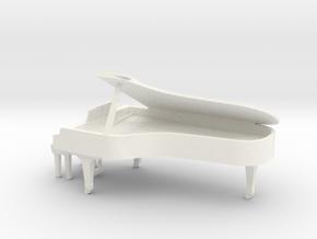 ANNE PIANO (F3) in White Processed Versatile Plastic