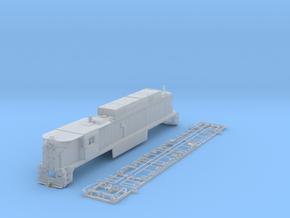 NE3301 N scale E33 loco - New Haven in Smooth Fine Detail Plastic