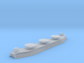 Titanic Triple Fairlead (Focsle) Scale 1:100 in Frosted Ultra Detail