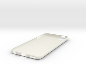 Ipod Ti Case in White Strong & Flexible