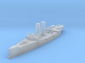 USS Montgomery (1890) 1:1200 x1 in Smooth Fine Detail Plastic