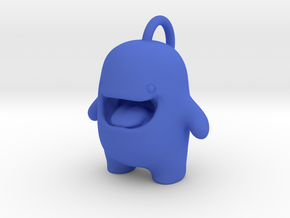 Edd - Easy Digital Downloads Mascot - Keychain in Blue Processed Versatile Plastic